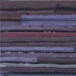 zoeppritz Zip rug Teppich bunt, in Groesse 120x180