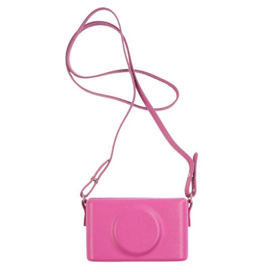 Camera Clutch pink