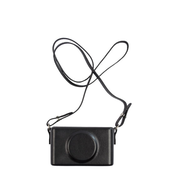 Camera Clutch schwarz
