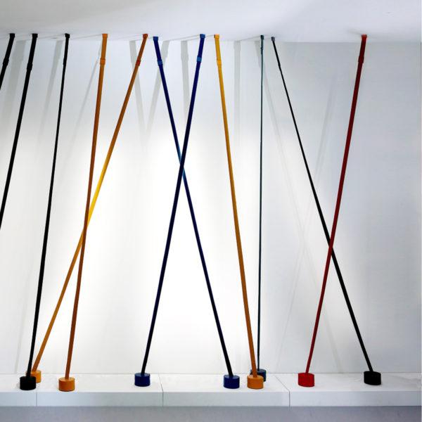 zoeppritz MARTINELLI LUCE Elastica LED Lightstrip Lampe hellblau