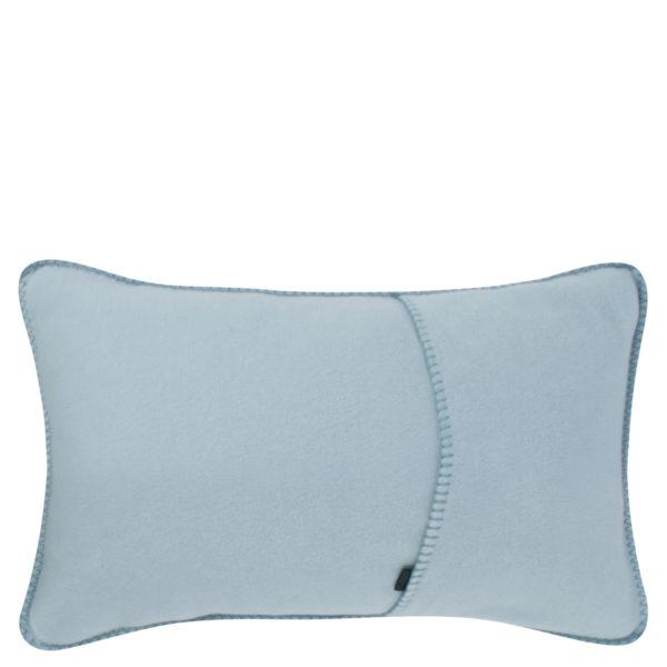 Kissenbezug 30x50cm in hellblau, flauschig aus Fleece, zoeppritz Soft-Fleece