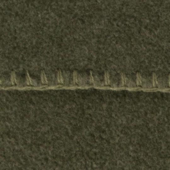 Kissenbezug 30x50cm in gruen, flauschig aus Fleece, zoeppritz Soft-Fleece