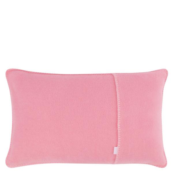 Kissenbezug 30x50cm in rosa, flauschig aus Fleece, zoeppritz Soft-Fleece