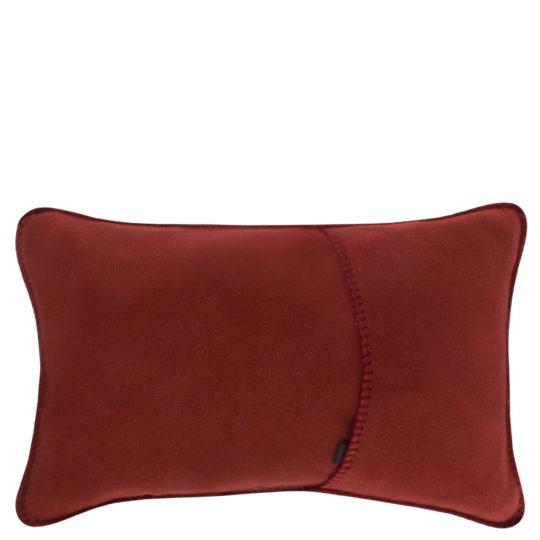 Kissenbezug 30x50cm in braun, flauschig aus Fleece, zoeppritz Soft-Fleece
